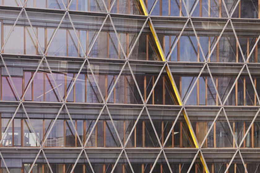LVM 5, Kolde-Ring 21, 48151 Münster, Architekten: HPP Hentrich-Petschnigg & Partner GmbH & Co KG, Kaistr. 5, 40221 Düsseldorf, Bauherr: LVM Landwirtschaftlicher Versicherungsverein Münster
