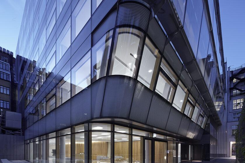 Glas, 10 New Burlington Street - London,©Rob Parrish