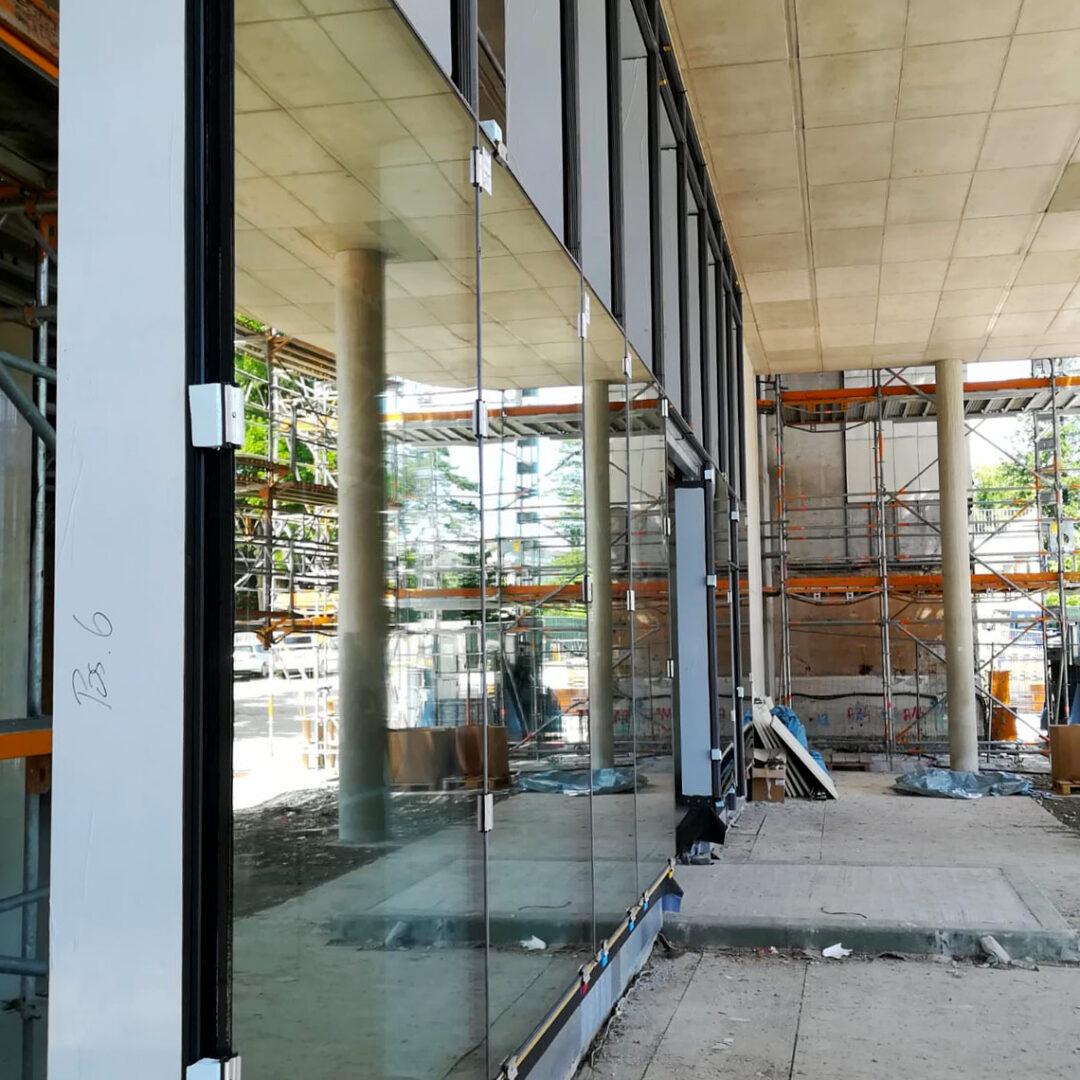RoMed Klinik - 4.2. PR Fassade EG Süd