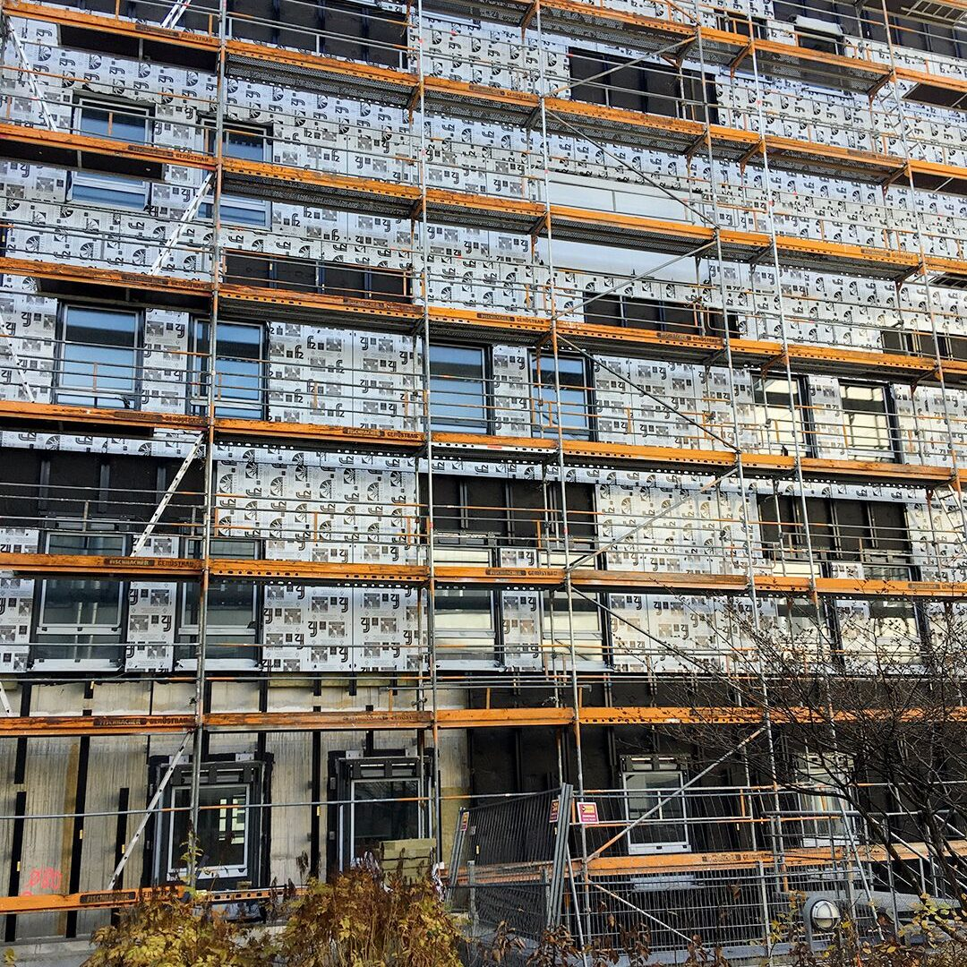 RoMed Klinik - 4.4. Aluminium Fassade Ost2
